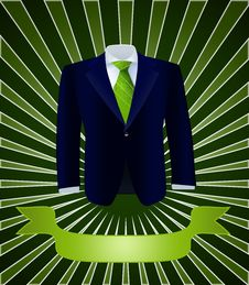 Free Costume For Green Business Stock Photo - 29788710