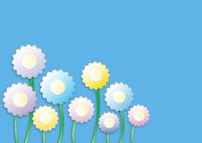 Free Sweet Floral Background Royalty Free Stock Photos - 29788908