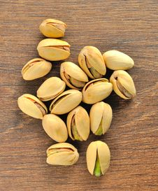 Free Salted Pistachios Stock Photography - 29792382