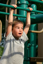 Free Boy At The Playground Stock Photos - 2982363