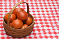Free Basket Of Tomatoes Royalty Free Stock Images - 2986749