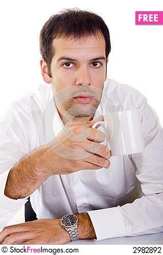 Free Coffee Break Stock Photography - 2982892