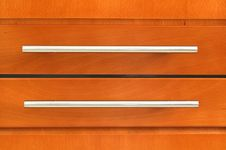 Free Wooden Shelf Handle Stock Images - 2982064