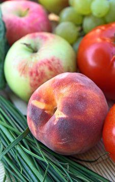 Free Mixed Fresh Fruits Royalty Free Stock Photo - 2982655