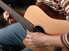 Free Playing Guitar See Other Photo Stock Photos - 2982783