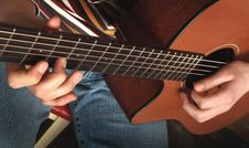 Free Playing Guitar See Other Photo Stock Photos - 2982793