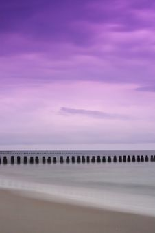 Silence Before The Storm. Royalty Free Stock Photo
