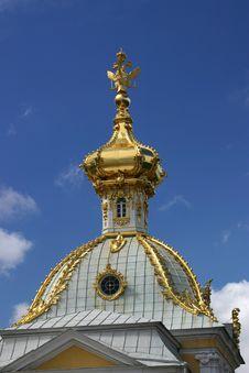 Free Peterhof Palace Stock Photography - 2983122