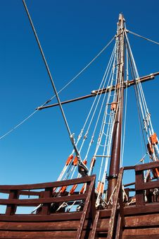 Free Bent Foremast Stock Images - 2983344