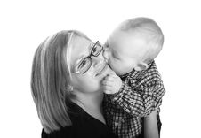 Free Kiss For Mommy Stock Photos - 2983723