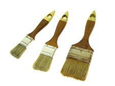 Free Brushes Stock Photography - 2984282