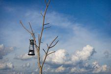 Free Hanging Lamp Stock Photo - 2984360