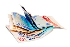 Free Bundle Of Euros Stock Photography - 2984562