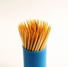 Free Toothpick Royalty Free Stock Photos - 2985518