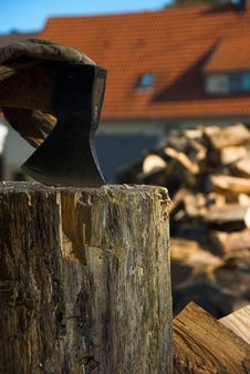 Free Firewood Stock Photo - 2985660