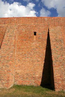 Free Brick Wall Royalty Free Stock Photo - 2986175