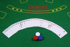 Free Ready To Gamble Stock Photo - 2986660