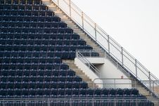 Free Empty Seats Royalty Free Stock Photo - 2987185