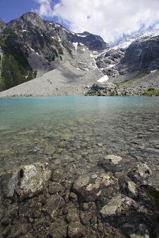 Free Glacial Lake Royalty Free Stock Photo - 2987355