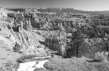 Free The Bryce Canyon National Park Stock Image - 2988801