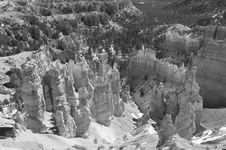Free The Bryce Canyon National Park Stock Image - 2988871