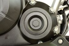 Free Close Up On A Water Pump Cover Stock Images - 29805154