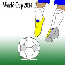 Free 2014 World Cup Stock Photos - 29805253