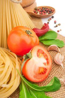 Free Italian Pasta Stock Photography - 29805452