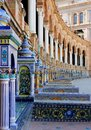 Free Glance Balcony Square Of Spain Stock Photography - 29819972