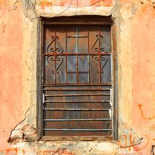 Free Old Window Royalty Free Stock Image - 29810646