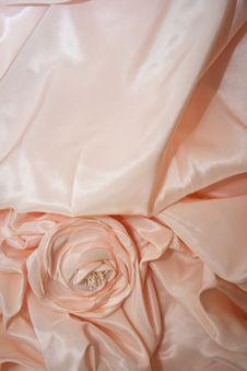 Free Pink Wedding Dress Detail Stock Images - 29811484