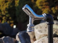 Free Garden Faucet Stock Photo - 29813300