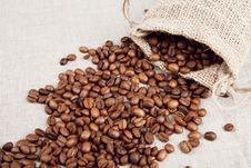 Free Coffee Beans Background Stock Images - 29814434