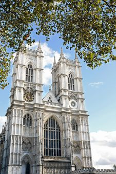 Westminster Abbey &x28;The Collegiate Church Of St Peter At Westminster&x29;, London