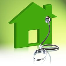 Free House Diagnostics Stock Photo - 29822780