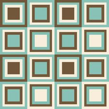 Free Fashion Pattern With Squares Stock Images - 29822934