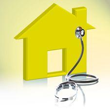 Free House Diagnostics Royalty Free Stock Photos - 29824868
