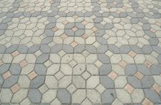 Free Stone Paving Texture Royalty Free Stock Photography - 29827317