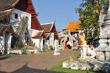 Free Chiang Mai Thailand Temple Stock Photo - 29827490