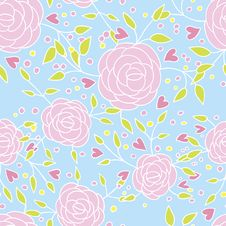 Free Rose Pattern Stock Photography - 29827732