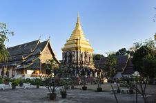 Free Chiang Mai Thailand Temple Stock Image - 29828401