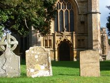 Free Churchyard Stock Photo - 29829700