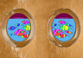 Free Shipwreck Portholes Stock Photography - 29830172