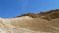 Free Masada Stronghold Site. Stock Image - 29831791