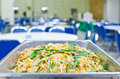 Free Thai Food Pad Thai , Stir Fry Noodles With Shrimp Stock Images - 29838474
