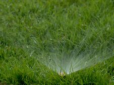 Free Water Sprinkler Stock Image - 29830261