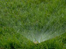Free Water Sprinkler Stock Image - 29830261