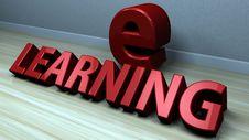 Free E-Learning Stock Photo - 29830760