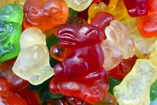 Free Easter Gummies Stock Images - 29834354