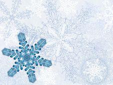 Free Dreamlike Winter Background Royalty Free Stock Photo - 29837075